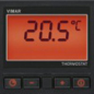 VI120440: Elektronischer Thermostat - Sommer/Winter; Firma Vimar