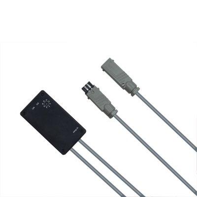 ks230 01 kabel jalousieaktor 1 kanal 6a 230vac 6a mit harting stecke. Black Bedroom Furniture Sets. Home Design Ideas