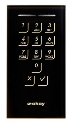 ekey home KP IN 2.0 E: Keypad integra