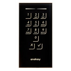 ekey home KP IN 2.0 T: Keypad integra