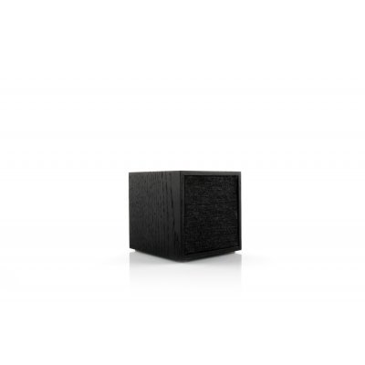 CUB-1720-EU: Art CUBE wireless speaker in schwarz/schwarz