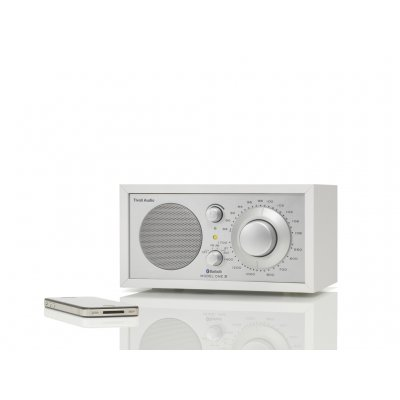 M1BT-1388-EU: Model ONE BT in weiss/silber