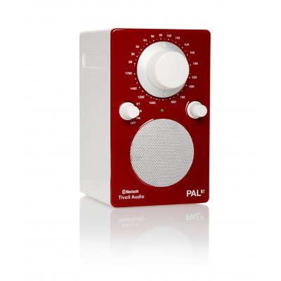 PALBT-1415-EU: Model PAL BT in rot/weiss