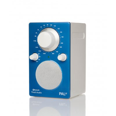 PALBT-1413-EU: Model PAL BT in blau(weiss