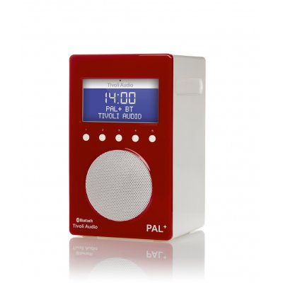 PPBT-607-CE: Model PAL+ BT in rot/weiss