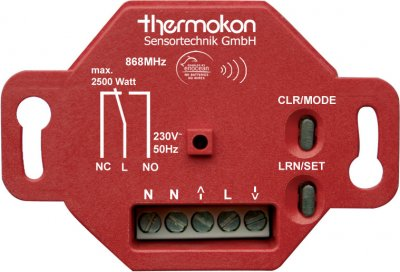 SRC-DO 230V Typ4: UP-Thermoaktor (2-Punkt)