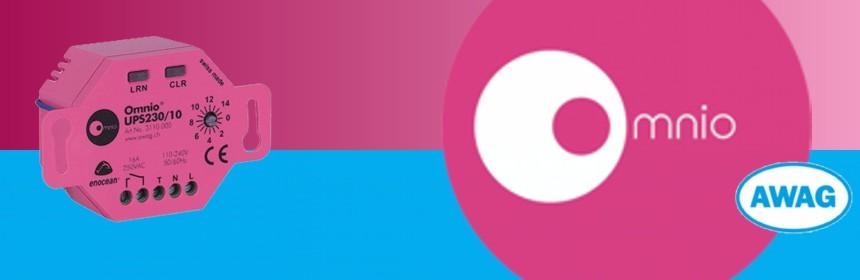 Omnio: Keine Kabel und keine Batterien